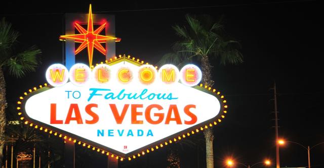 casino i Las Vegas