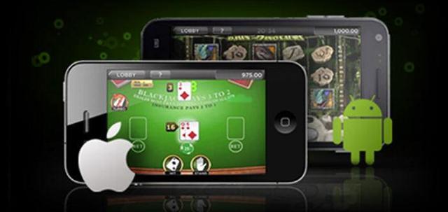 mobiler med spel