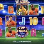 tops strike fotboll